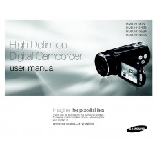 Samsung HMX-H100 Flash Digital Camcorder
