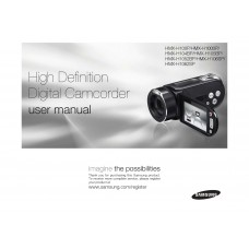 Samsung HMX-H104 Flash Digital Camcorder