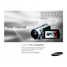 Samsung SMX-K44BP Flash Digital Camcorder
